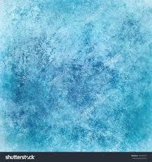 Abstract Blue Background With Vintage Grunge Texture Design Elegant Sponge  Paint On Wall Illustration