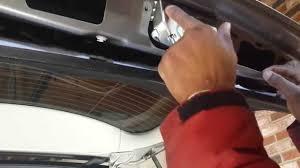 mercedes trunk actuator lock replacement diy how to fix car door latch you