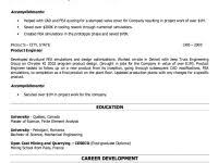 Resume For Manufacturing Jobs – Legacylendinggroup.com