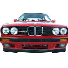 Amazon.com: 84-92 BMW E30 3-Series Lower Valance Poly urethane Add ...