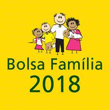 Resultado de imagem para bolsa familia 2018