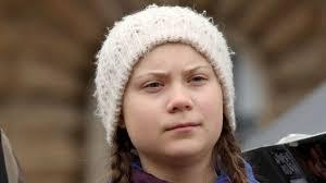 Resultado de imagem para Greta Thunberg
