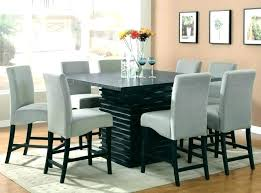 8 seat dining table set impressive design ideas 8 seat square dining table and chairs com