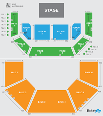 Moody Theater Seating Chart Moody Theater Seat Map The Rapids Theatre Seating Chart