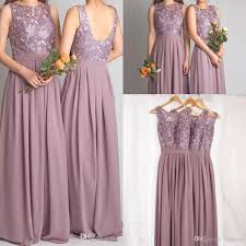dusty rose bridesmaid dresses for wedding 2016 beach lace backless