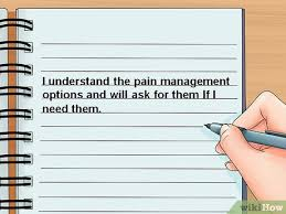 Different Birth Plan Options How To Write A Birth Plan 14 Steps With Pictures Wikihow