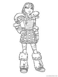 Their riders swipe searching the surface. How To Train Your Dragon 2 Coloring Pages Astrid Coloring4free Coloring4free Com