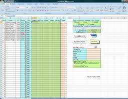 Payroll In Excel - April.onthemarch.co