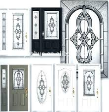 entry door glass inserts. Glass Inserts For Doors Exterior Door Home Depot Front Decorative . Entry