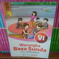 Kunci jawaban matematika kelas 5 penerbit mediatama guru ilmu sosial. Warangka Basa Sunda Sd Mi Kelas 6 K13 Shopee Indonesia