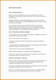 Objectives To Put On A Resume Sample Of A Good Resume For Job Best Download First Objective 39