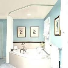 tub shower curtain rod corner shower curtain rail bathtubs corner bathtub shower curtain rod tub oval r corner bath shower curtain rail track clawfoot tub