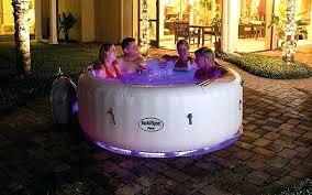 air jet bathtub air jet bathtub reviews inflatable hot tub w led light show home craft air jet bathtub