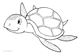 Small Picture New Coloring Pages Turtle Nice Coloring Pages 8359 Unknown