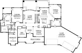 Sunken Family Room and a Children    s Retreat   RW   st Floor    Floor Plan