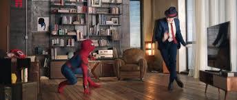Spot Tim 2017 Fibra 1000 mega: Spider-Man, Sven Otten e Mina