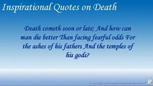God Encouragement Quotes happy Inspirational Quotes On Death Youtube encouraging quotation 87