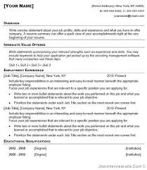 Copy Of Resume Sample] Free Resume Examples By Industry Job Title .