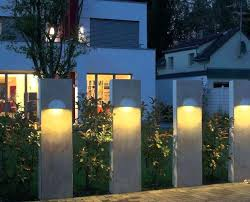 modern outdoor lighting fixture design ideas house outside decorations and lights light