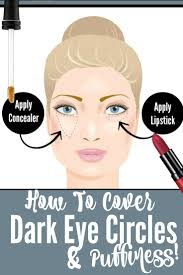 makeup to hide dark circles under eyes image collections eye