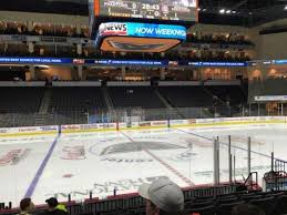 Ppl Arena Allentown Seating Chart Ppl Center Section 105 Home Of Lehigh Valley Phantoms