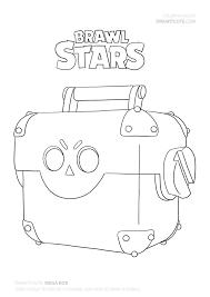 Brawl stars is een vechtspel dat beschikbaar is voor mobiele telefoons ios en android en tablets. Mega Box Brawlstars Coloringpages Fanart Drawitcute Blow Stars Star Coloring Pages Boy Coloring