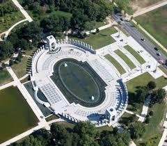 file aerial view of national world war ii memorial jpg  file aerial view of national world war ii memorial jpg