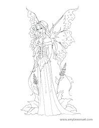Color Fairies Fairy Color Pages As Awesome Fairies Coloring Pages
