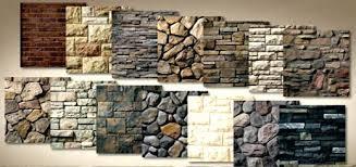 faux stone wall panels cheap canada