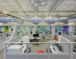 google office cubicles. clive wilkinson interview about office design google cubicles