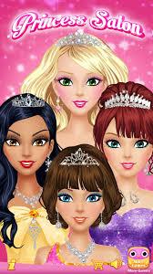 princess salon鈩 20 s makeup dressup and makeover games tech libii games family
