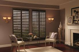 Large Wooden Window Shutters in Modern Style