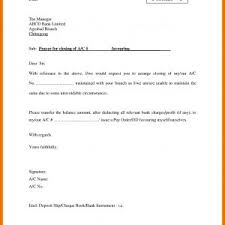 Letter Format Bank Statement New Letter Format For The Bank ...
