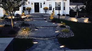 33 Perfect Walkway Landscape Lighting Ideas 17 Backyards