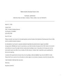Office Admin Cover Letter Admin Cover Letter Sample Best Ideas Of ...