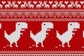 Christmas Pattern Sweater Interesting Design Inspiration