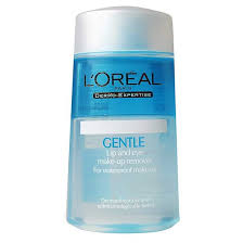 waterproof review l 39 oreal paris gentle lip eye makeup remover 125 ml