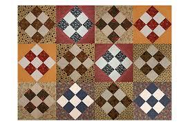 Nine Patch Quilt Block Patterns Simple to Complex &  Adamdwight.com