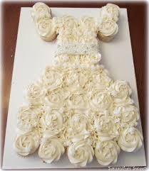 100 [ Cupcake Wedding Dress ]