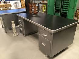 vintage steel furniture. Ahrend Oda- Stripped-polished-steel-vintage-industrial-desk-industrieel Vintage Steel Furniture H