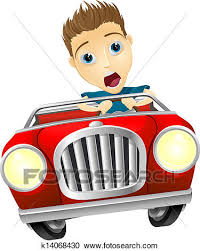 car driving fast clipart. Fine Fast Clipart  Cartoon Man Driving Fast Car Fotosearch Search Clip Art  Illustration Murals On Car Driving Fast T