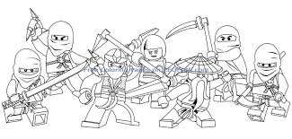 Ninjago Coloring Pages Jay AZ Coloring Pages Coloring Pages Of ...