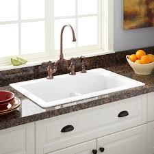 granite drop in sink.  Sink 33 Intended Granite Drop In Sink Signature Hardware