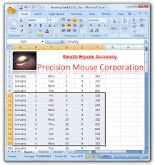 Create Appealing Charts In Excel 2007
