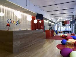 google zurich office address. Google Zurich Reception Area Office Address E