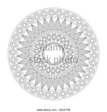 Vector Sitting Buddha In Lotus Pose In Waves Mandala Quotes Of The Day