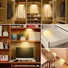closet lighting wireless. Wireless Motion Sensor Cabinet Light Wardrobe Closet Lights,USB Rechargeable 10 LED Lighting,Magnetic Removable Stick-On Anywhere For Lighting S