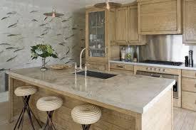 limed oak kitchen cabinets kitchen by jeffrey alan marks via atticmag