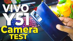Vivo Y51 2020 Camera Test