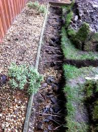 Decorative Stones For Flower Beds Thegardenventure This Blog Is An Insight To How I Designed My
